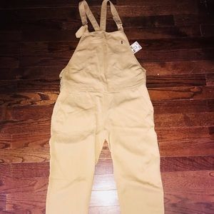 Obey Khaki overalls
